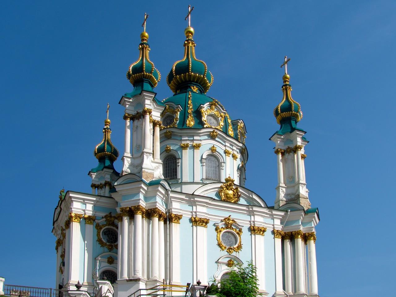 Najcenniejsze zabytki Rosji