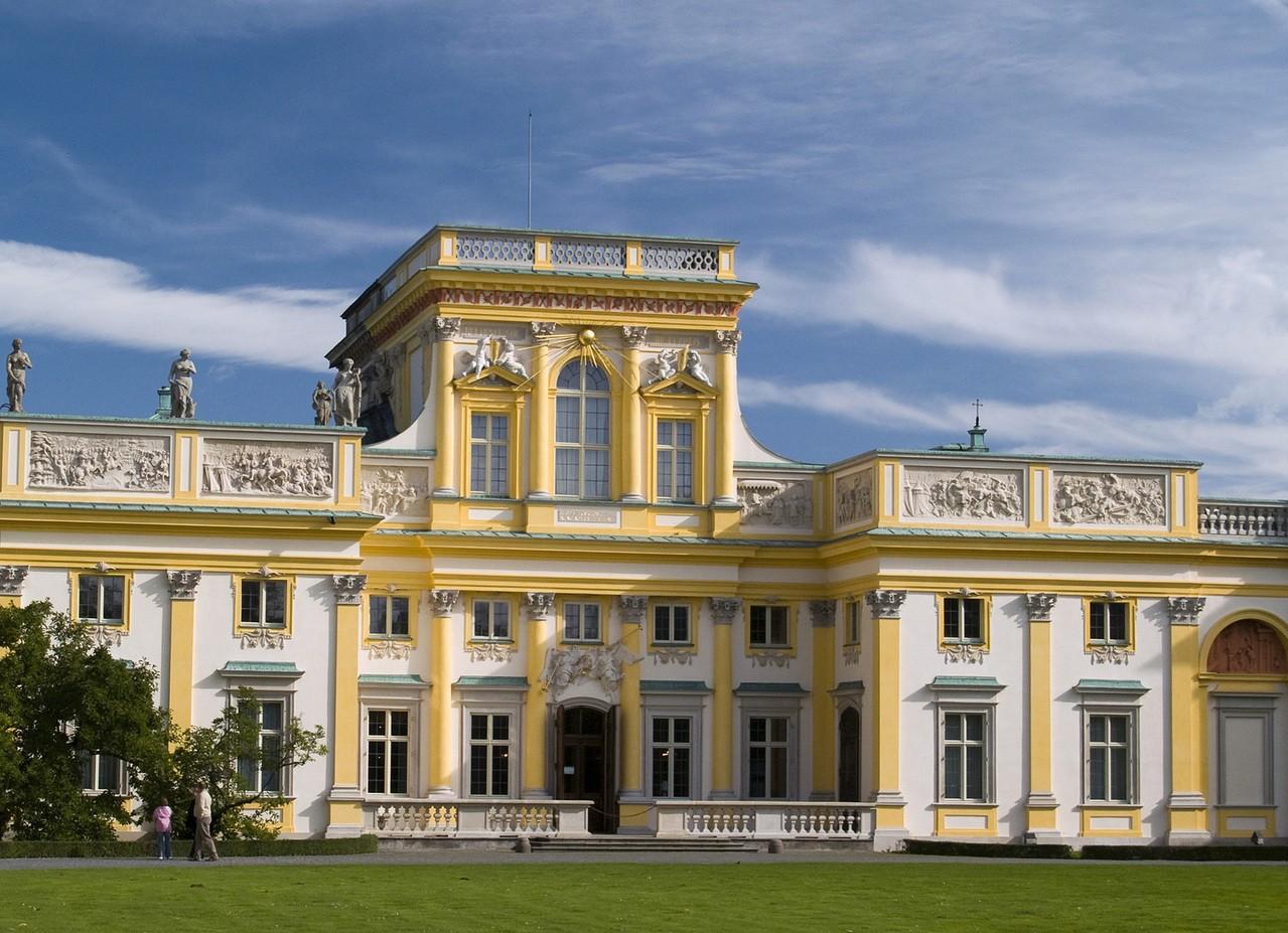 Rezydencja magnaterii polskiej