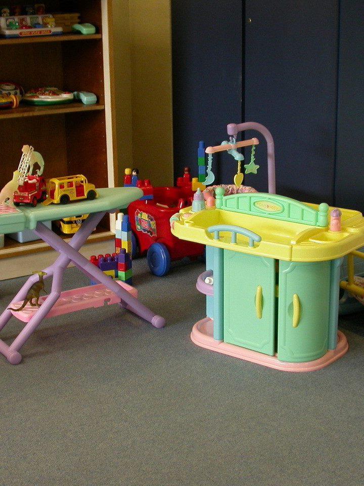 Zabawkowe sprzęty domowe